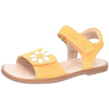 Lurchi by Salamander Offene Schuhe gelb