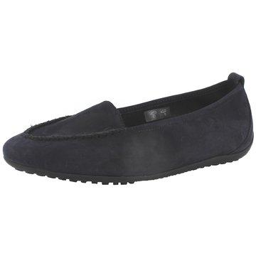 Arche Komfort Slipper blau
