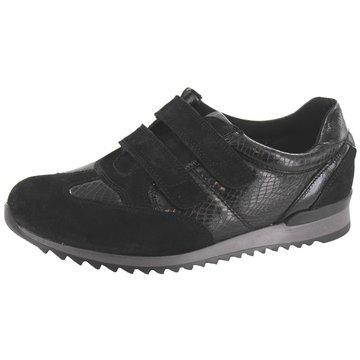 Waldläufer Komfort SlipperHurly Soft schwarz