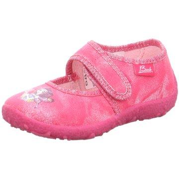 Beck Hausschuh pink