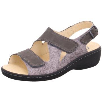 DocComfort Komfort Sandale grau