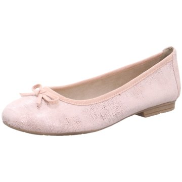 Jana Klassischer Ballerina rosa