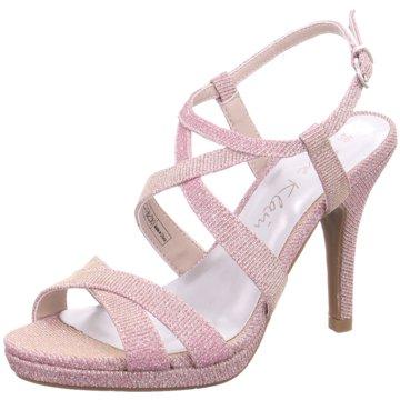 Jane Klain Sandalette rosa