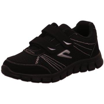 Hengst Footwear Klettschuh schwarz