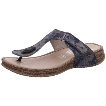 Rieker Pantolette Beige Damen Schuhe Pantoletten Outlet