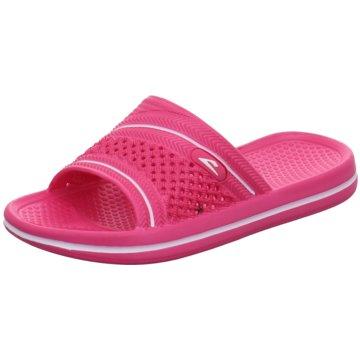Hengst Footwear Badelatsche pink