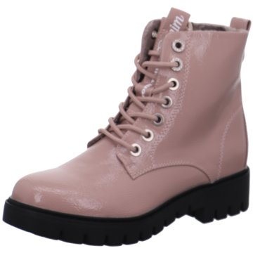 Tom Tailor Top Trends Stiefeletten rosa
