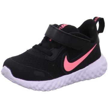 Nike Kleinkinder MädchenREVOLUTION 5 - BQ5673-002 schwarz