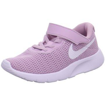 Nike Sneaker LowBoys' Nike Tanjun (PS) Pre-School Shoe - 844868-500 rosa