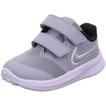 Nike KlettschuhStar Runner 2 Infant grau