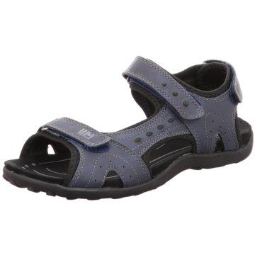 BM Footwear Trekkingsandale grau