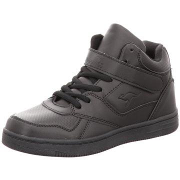 KangaROOS Sneaker High schwarz