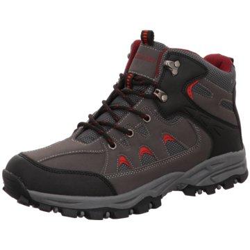 Hengst Footwear Wanderschuhe grau