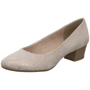Da.-Pumps beige