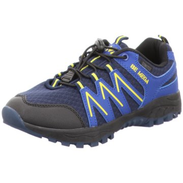 Supremo Wander- & Bergschuh blau