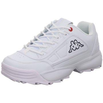 Kappa Sneaker LowRAVE OC weiß