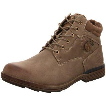 Hengst Footwear Komfort Stiefel braun