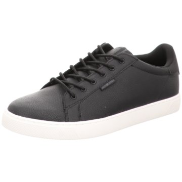 Jack & Jones Sneaker Low schwarz