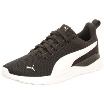 Puma Sneaker Low schwarz
