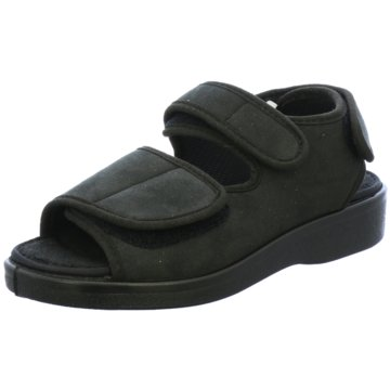 Varomed Komfort Schuh schwarz