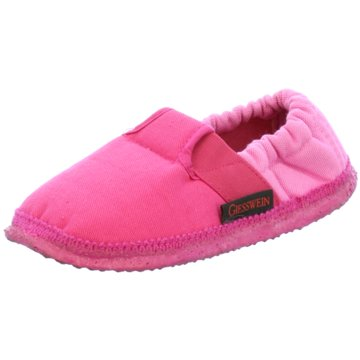 Giesswein Kleinkinder MädchenAichach pink