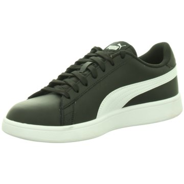 Puma Sneaker LowSmash v2 L schwarz