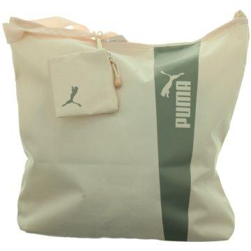 Puma Sporttaschen weiß