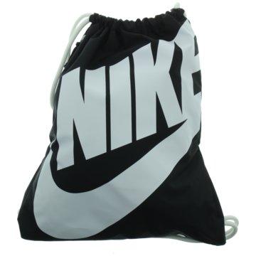 Nike SporttaschenHeritage Gymsack schwarz