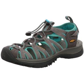 Keen Outdoor Schuh türkis