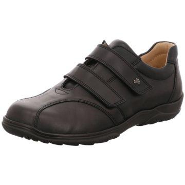 FinnComfort Komfort SlipperHalbschuh schwarz
