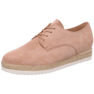 Gabor Klassischer SchnürschuhSneaker rosa