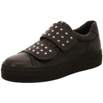 Donna Carolina Top Trends SlipperSneaker schwarz