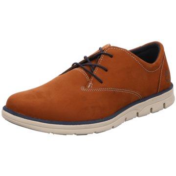 Timberland Klassischer SchnürschuhSneaker braun