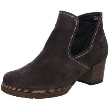 Gabor Chelsea BootAnkle-Bootie braun