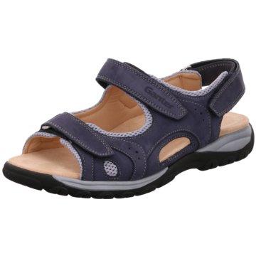 Ganter Komfort SandaleSandale blau