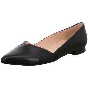 Högl Eleganter Ballerina schwarz