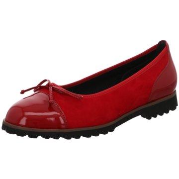 Gabor Klassischer Slipper rot