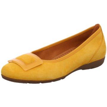 Gabor Klassischer BallerinaBallerina gelb