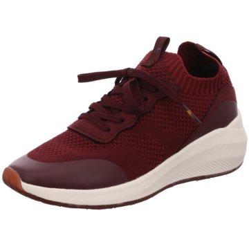 Tamaris Sneaker LowSneaker rot