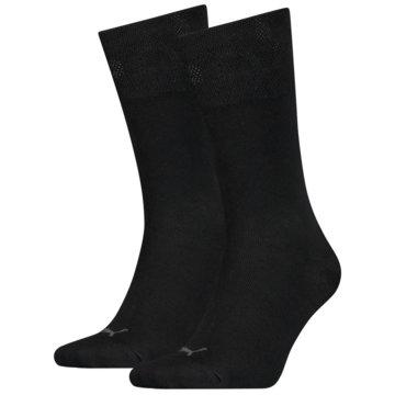 Puma Hohe SockenMEN CLASSIC PIQUEE 2P - 100000961 schwarz