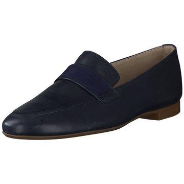 Paul Green Business Slipper2462 blau