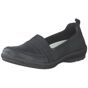 Legero Komfort Slipper schwarz