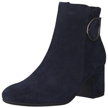 Paul Green Klassische Stiefelette blau