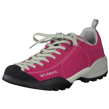 Scarpa Outdoor Schuh pink