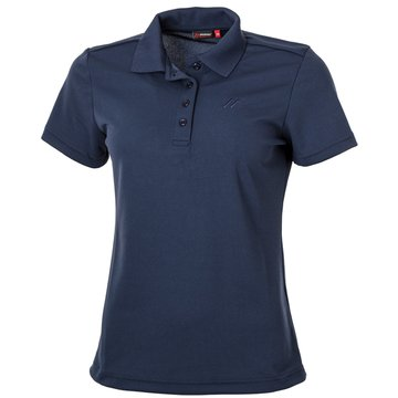 Maier Sports Poloshirts blau