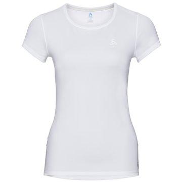 ODLO Shirts & Tops weiß