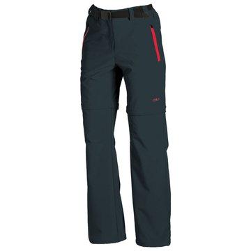 CMP OutdoorhosenWOMAN PANT ZIP OFF - 3T51446 grau
