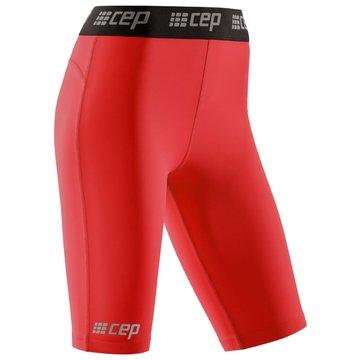 CEP Kurze Hosen rot