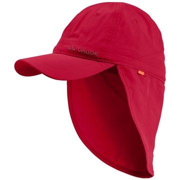 VAUDE MützenKIDS SAHARA CAP III - 3136 rot