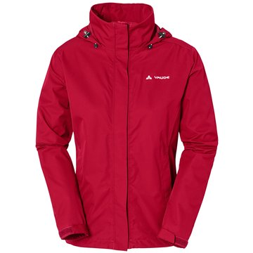 VAUDE Funktions- & OutdoorjackenEscape Light Jacket Damen Outdoorjacke rot rot